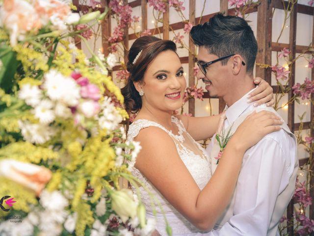 O casamento de Jéssica e Vitor