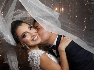 O casamento de Isabelly e Anderson