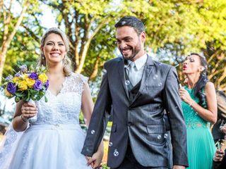 O casamento de Ewerton e Larissa