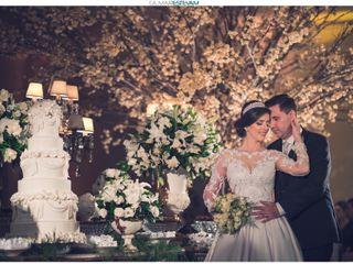 O casamento de Vanessa  e Patrick