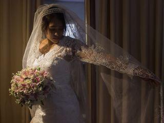 O casamento de Bruna e Adriano