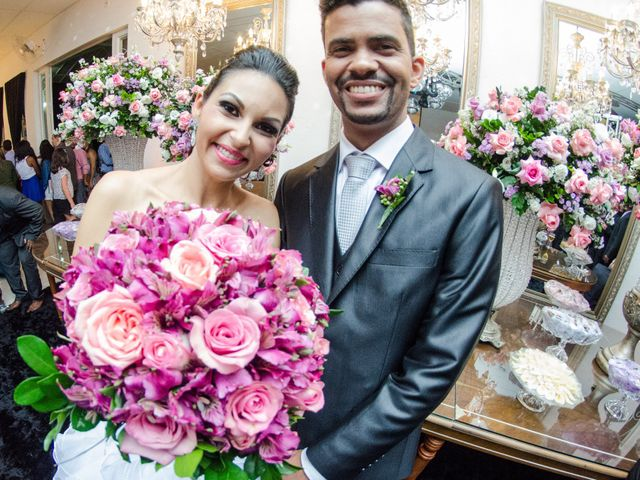 O casamento de Nilmara e Washington