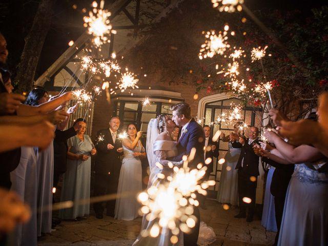 O casamento de Gisele e Daniel