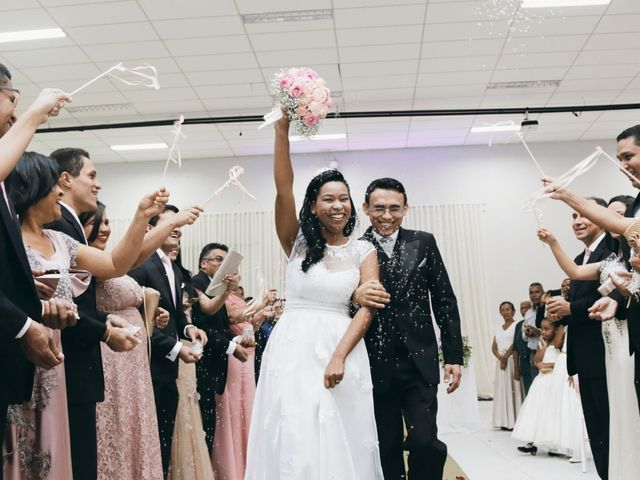 O casamento de Mayara e Denilson