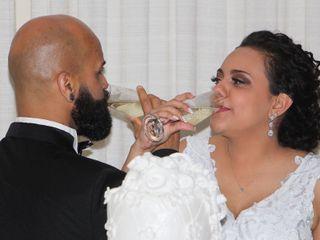 O casamento de Stephanie  e Alan