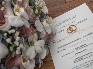 O casamento de Sabrina e Bruno 3