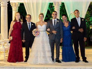O casamento de Ana Alice e Samir