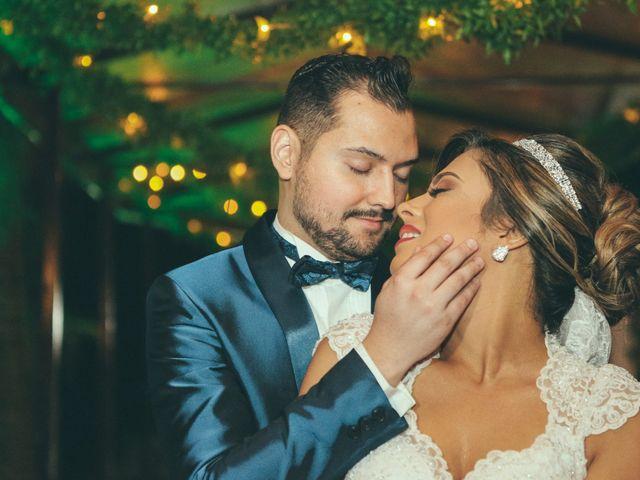 O casamento de Andréia e Adhan