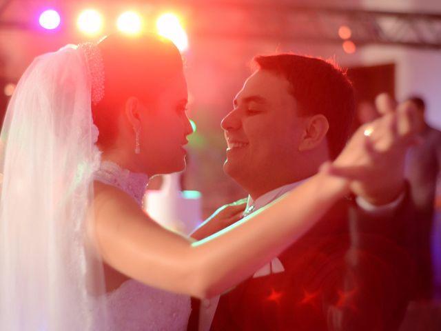 O casamento de Thais e Anderson