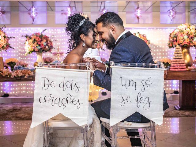 O casamento de Sabrina e Bruno