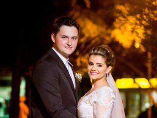 O casamento de Felipe e Elizangela