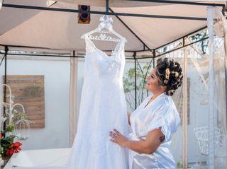 O casamento de Tatiana Martins e Diego Dias 3