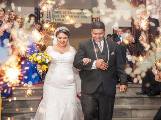 O casamento de Tatiana Martins e Diego Dias