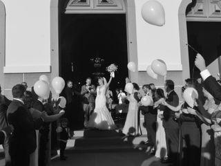 O casamento de Carolina  e Gabriel