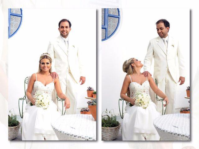 O casamento de Kellen e Fabricio