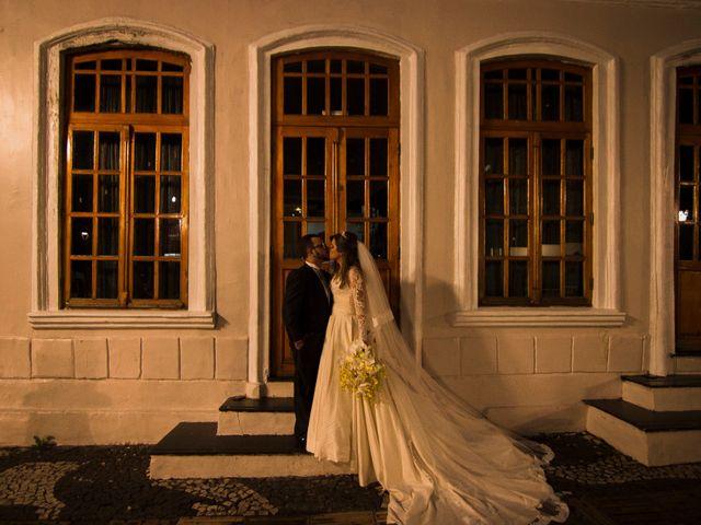 O casamento de Ana Karla e Wagner