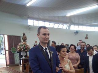 O casamento de Valquíria  e Airton 2