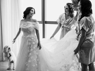 O casamento de Manuela e Kepler 3