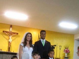 O casamento de VIVIAN e ISAAC 1