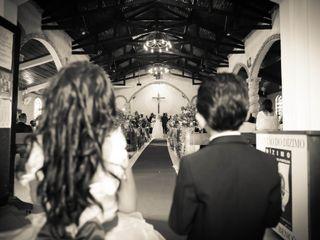 O casamento de Larissa e Fernando 3