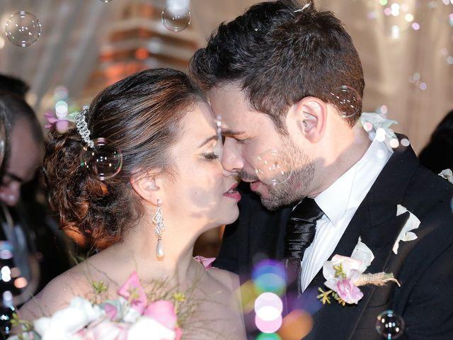 O casamento de Carla e Renan