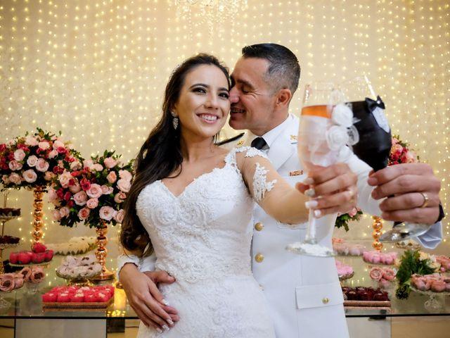 O casamento de Michlle e Emerson