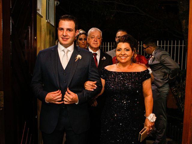 O casamento de Rafael e Amanda em Santo André, São Paulo 14