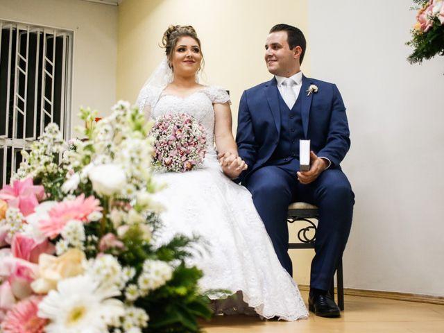 O casamento de Rafael e Amanda em Santo André, São Paulo 20