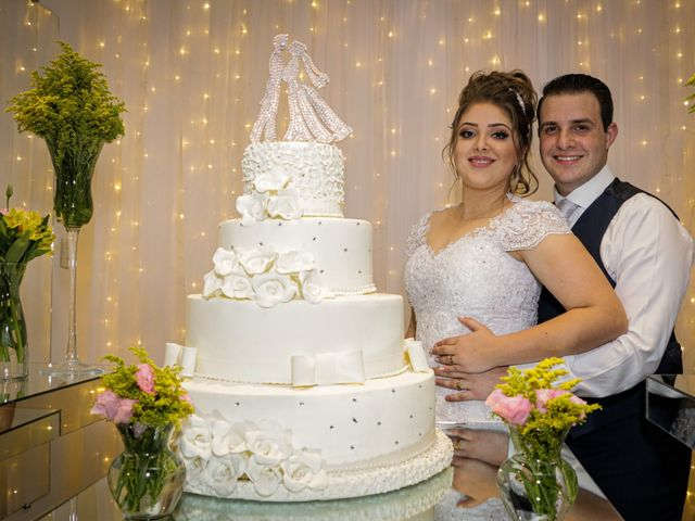 O casamento de Rafael e Amanda em Santo André, São Paulo 32