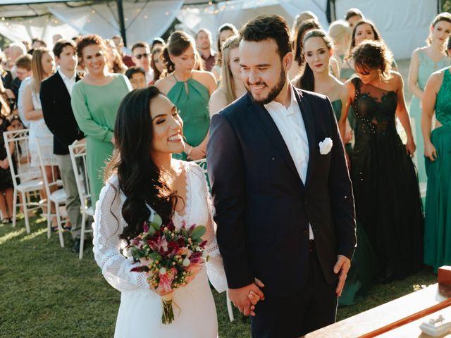 O casamento de Gaby e Felipe