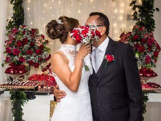 O casamento de Vanda e Cleler 3