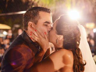 O casamento de Ariane e Diego