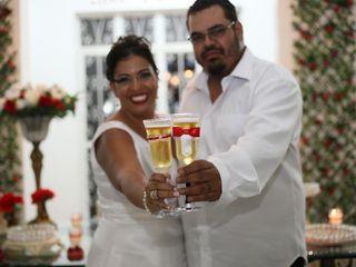 O casamento de Nayara e Wallace