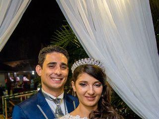 O casamento de Daniele  e Leandro 1