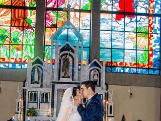 O casamento de Daniele  e Leandro 2