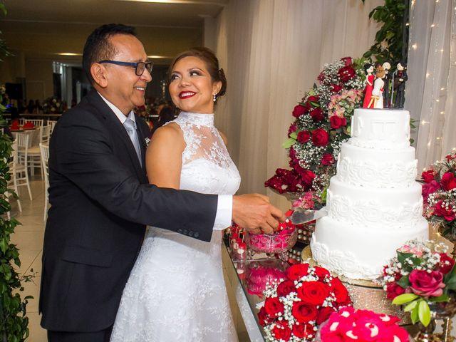 O casamento de Vanda e Cleler