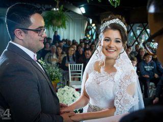 O casamento de Claudia e Ricardo 1