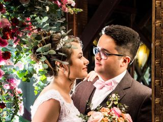 O casamento de Claudia e Ricardo 2