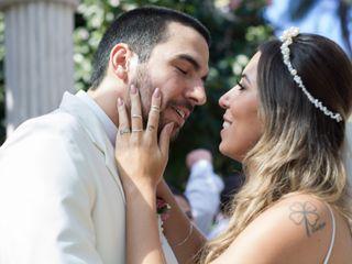 O casamento de Fernanda e Paulo