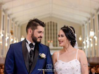 O casamento de Brenda e Lucas