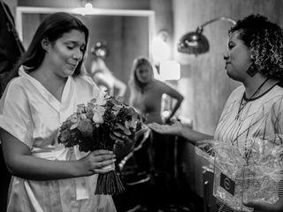 O casamento de Amanda e Arion 1