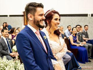 O casamento de Lucas  e Daffiny 3