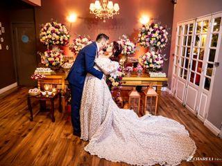 O casamento de Lucas  e Daffiny