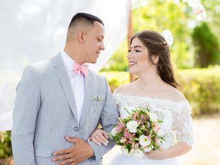 O casamento de Danielle Nicole e Eliezer Machado 1