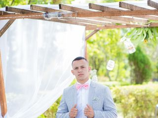 O casamento de Danielle Nicole e Eliezer Machado 3