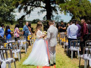 O casamento de Danielle Nicole e Eliezer Machado