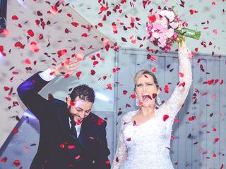 O casamento de Michelle e Hugo 1