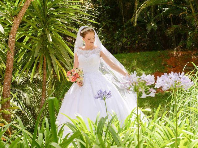O casamento de Juliana e Archilau