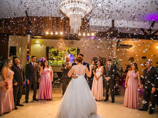 O casamento de Amanda e Arion