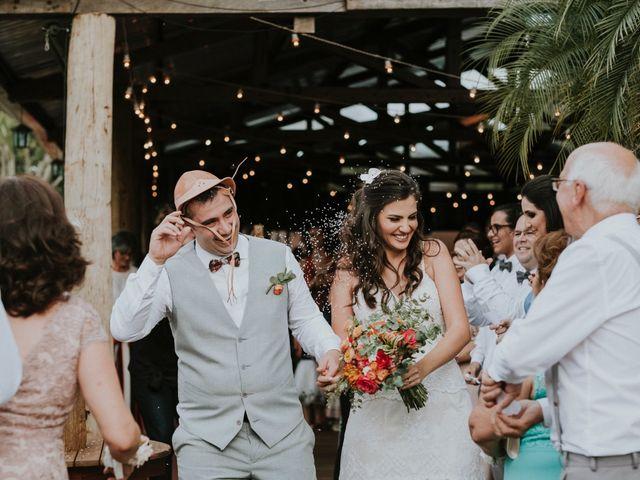 O casamento de Gaby e Almir